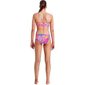 Funkita Sports Bikini Kobiety kolorowy